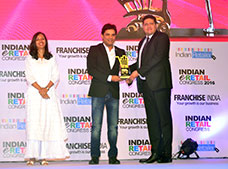Franchise India Retails Award 2016