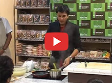 Healthy Alternatives with Chef: Vikas Khanna PART 3