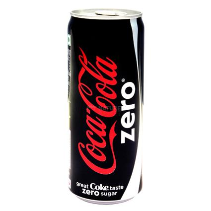 Soft Drink - Zero - Coca Cola