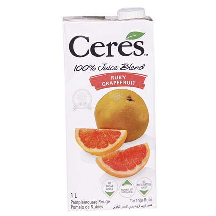 Juice Blend  -  Ruby Grapefruit - Ceres
