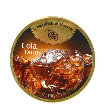 Cola Drops - Cavendish & Harvey