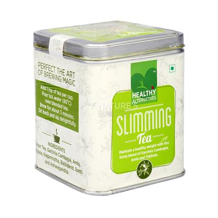 Slimming Tea - Healthy Alternatives