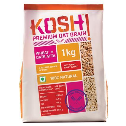 Flour Wheat Oat Atta - Kosh