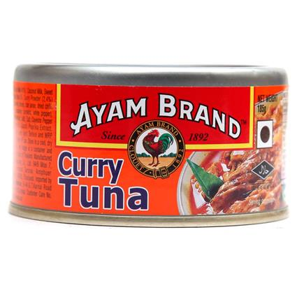 Tuna Curry Light - Ayam