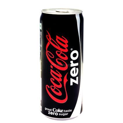 Soft Drink - Zero - Coca Cola