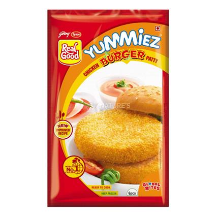 Chicken Burger Patty - Yummiez