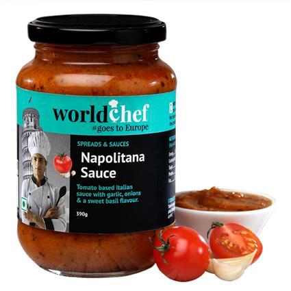 Napolitana Sauce - World Chef