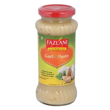 Garlic Paste - Fazlani