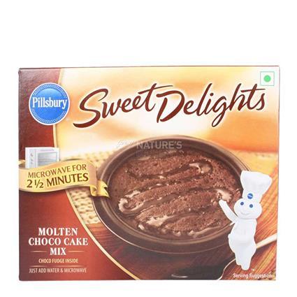 Sweet Delight  -  Molten Choco Cake Mix - Pillsbury