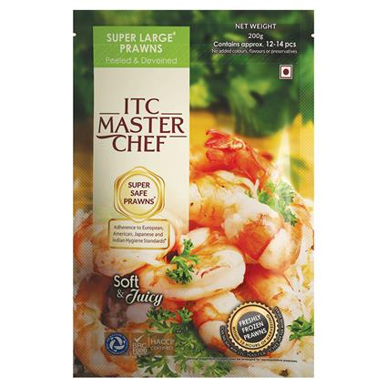Prawns Super Large - ITC Master Chef