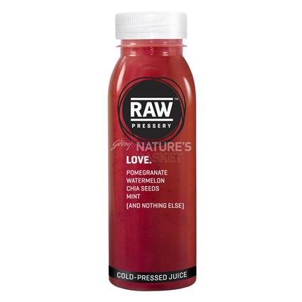 Cold Pressed Juice  -  Love - Raw Pressery