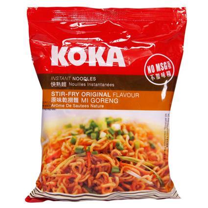 Instant Noodles -  Stir Fried Original Flavoured - Koka
