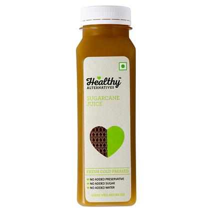 Cold Pressed Juice Sugarcane - Healthy Alternatives