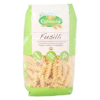 Fusilli Pasta  -  Organic - Colavita