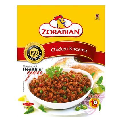 Chicken Kheema - Zorabian