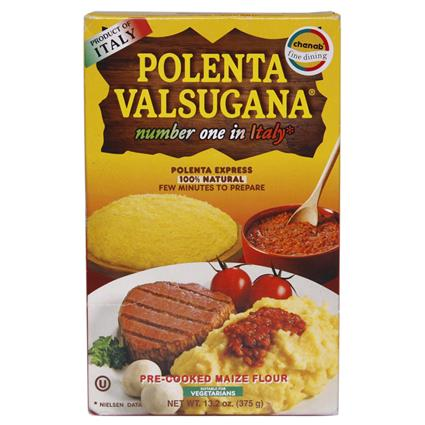 Pre-Cooked Maize Meal - 100% Natural - Polenta