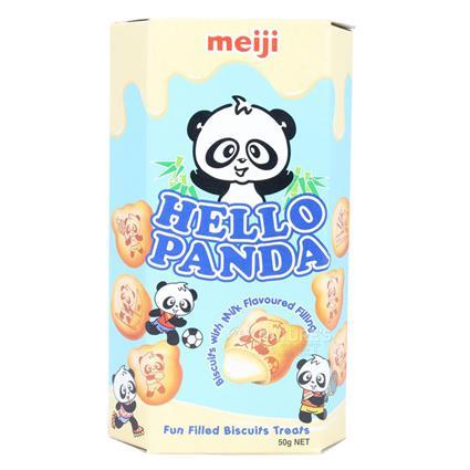 Milk Flavoured Biscuit - Hello Panda