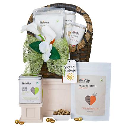Healthy Celebration Hamper - Medium