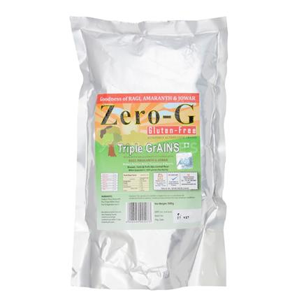 Triple Grains  -  Gluten Free - Zero - G