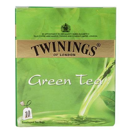 Green Tea  -  10 TB - Twinings