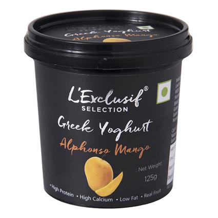 Greek Yogurt Alphonso Mango - L'exclusif