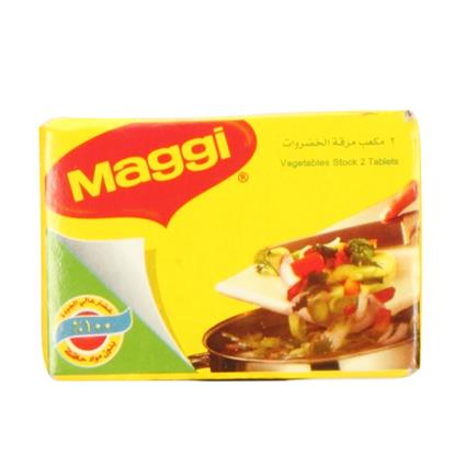 Maggi Vegetable Stock Cube - Nestle