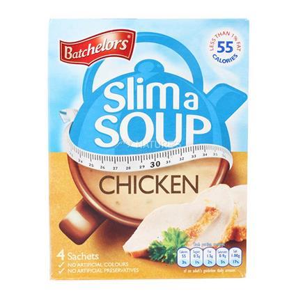 Slim A Soup  -  Chicken - Batchelors