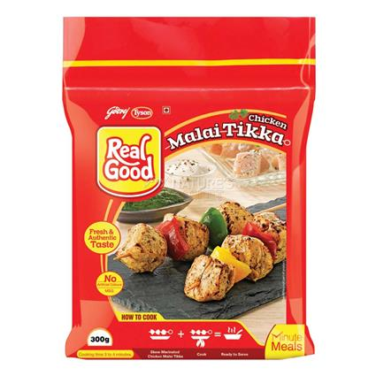 Chicken Malai Tikka - Real Good