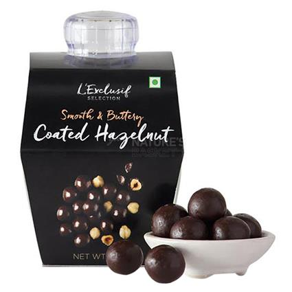 Chocolate Coated Hazelnuts - L'exclusif