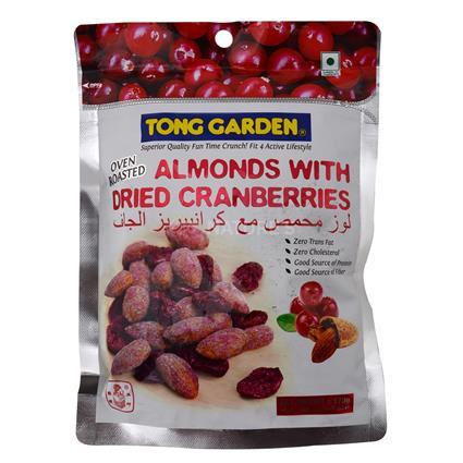Almond W/ Cranberries - Tong Garden
