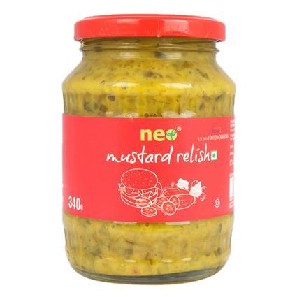 Mustard Relish - Neo