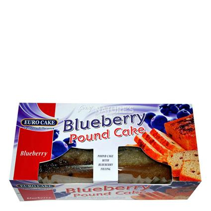 Blueberry Pound Cakes - Euro Cake