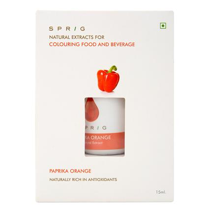SPRIGÂ&Nbsp; ORANGE COLOURS 15ML