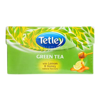 Lemon & Honey Green Tea - Tetley
