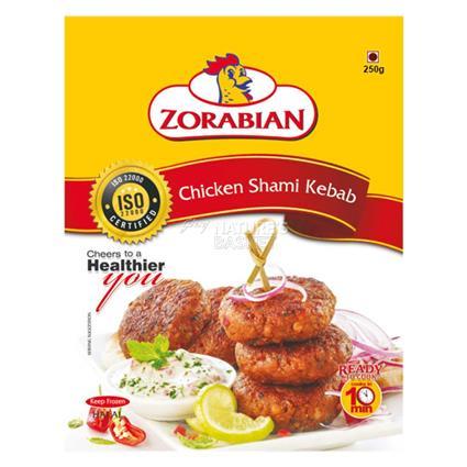 Chicken Shami Kebab - Zorabian