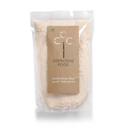 CONSCIOUS FOOD FLOUR WHEAT 500G