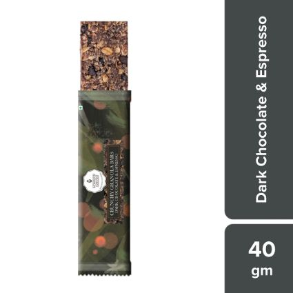 MONSOON HRVST ESPRESSO DRK CHOCO BAR 40G