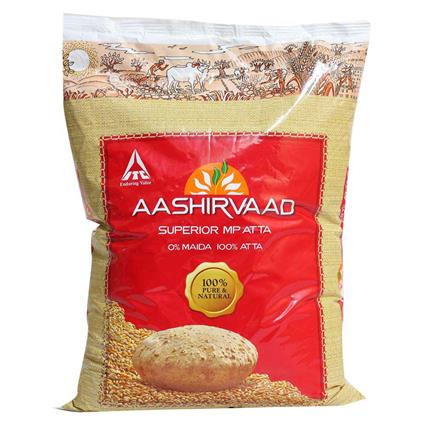 Whole Wheat Atta-Aashirvaad