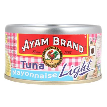 AYAM TUNA LIGHT MAYONAISE 185G