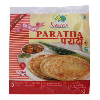 Onion Paratha - Kawan