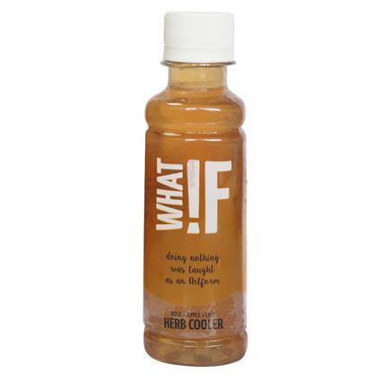 Herb Coolers Rose Apple Lime - WHATIF
