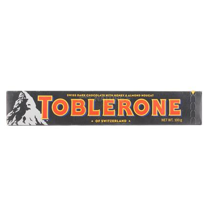 TOBLERONE TONE MILK CHOCOLATE 100 G