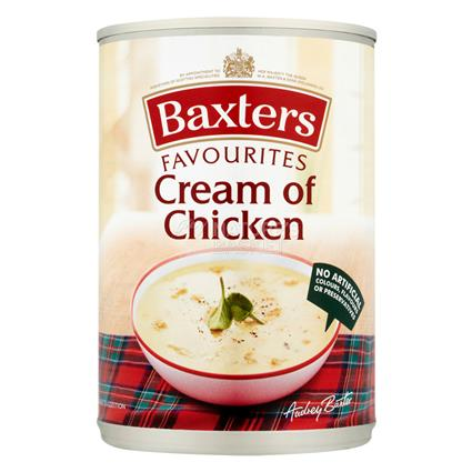 Cream Of Chicken Soup - Baxters