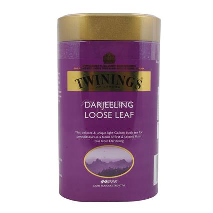 Darjeeling Loose Tea Leaf - Twinings