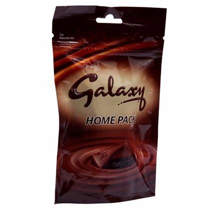 Home Pack Milk Chocolate - Galaxy