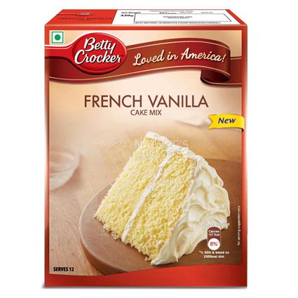 French Vanilla Cake Mix - Betty Crocker