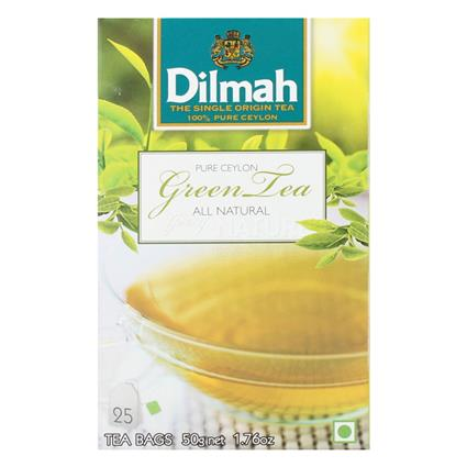 All Natural Green Tea - Dilmah