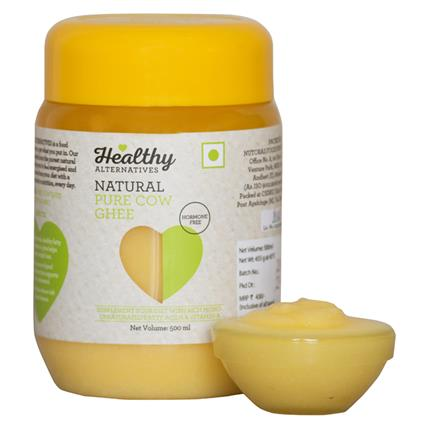 Cow Ghee - Healthy Alternatives