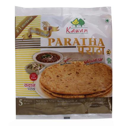 Whole Wheat Paratha - Kawan