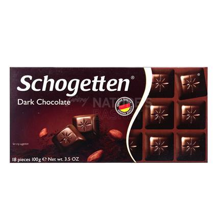Dark Chocolate - Schogetten